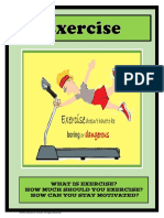 What is Exercise?