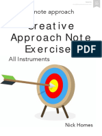 1 note Approach Booklet 2018