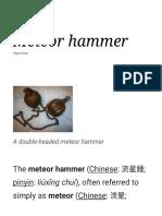 Meteor hammer - Wikipedia.pdf