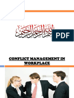 Workplace Conflict.PPT
