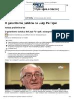 OK-O Garantismo Jurídico de Luigi Ferrajoli_ - Jus.com.Br _ Jus Navigandi
