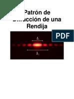 Difracción producida por una rendija.docx