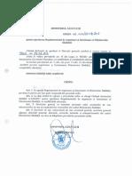 INEXISTENTA ROF-Ordin Ministrul Sanatatii 1030 Din 28.08.2018 ROF este NEPUBLICAT in Monitorul Oficial al Romaniei