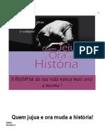 Livro de Quem Jejua e Ora Muda a História