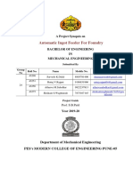Formatwise report