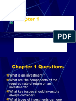 Ch01-The Investment Setting