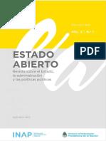 ESTADO ABIERTO 2