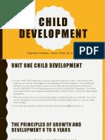 Child Development Powerpoint