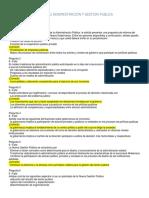 Parcial 2 Administracion y Gestion Publica