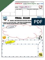 PHONETIC III - FINAL EXAM - mayo 2019.pdf