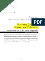 Historia Del Seguros - Historia Legal Del Seguro-2