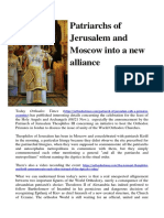 Patriarchs-of-Jerusalem-and-Moscow-into-a-new-alliance