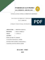 jurado nacional electoral
