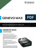 Genevo MAX