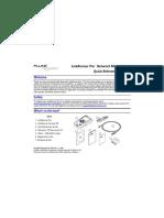 Fluke Networks Pro Manual