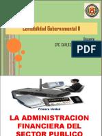 1 Administracion Financiera Del Sp 2017 II b