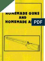 Homemade Guns and Homemade Ammo - Ronald Brown - Loom Panics