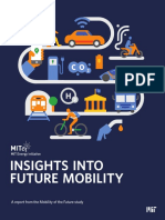 MIT - Insights into Future Mobility