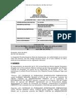 500-2014-71 - Malversacion de Fondos y Otros - Confirma, No Abstencion