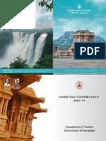 Karnataka Tourisum Policy and Guideline