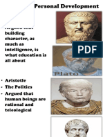 Origins of PDEV