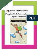 7° Plan anual de lecturas complementarias 2020