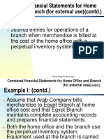 Office & Branch