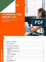 Microsoft-Vulnerabilities-Report-2019
