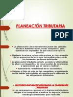 6.-PLANEACIÓN TRIBUTARIA