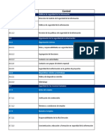 Controles ISO27001
