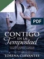 Contigo en la Tempestad- Lorena Cervantes