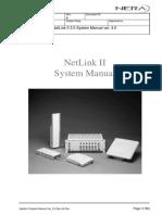 NetLink II System Manual Ver_3.0 Rev A2.pdf