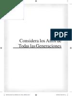 GENEALOGIA DEL GÉNESIS