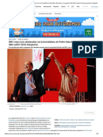 ERC roza ya la abstención en la investidura de Pedro Sánchez a la espera del fallo sobre Oriol Junqueras _ España