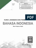 01  Kunci PR BAHASA INDONESIA 11A Edisi 2019.pdf