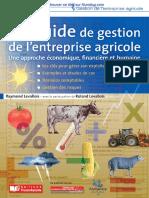 Guide de Gestion de l'Entreprise Agricole