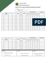 Dispensing Report 2018 (ComPack) .docx