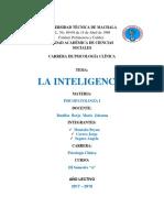 LA_INTELIGENCIA_Informe