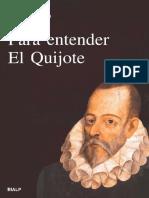 Moron Ciriaco - Para Entender El Quijote.pdf