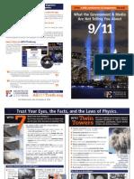 AE911 WTC7 Brochure