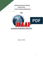 Guia MAAP Decisiones Financieras Operativas