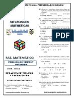 Problemas de Relacion de Tiempos y Parentescos TP2-Ccesa007