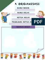 Carta Organisasi Kelas