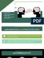 Habilidades Para Comunicación Oral