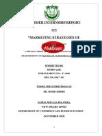 marketing strategies of haldiram by mohd aqil final.docx