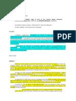 1. Fernandez v. Maravilla 10 SCRA 589 HIGHLIGHTED