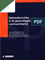 Capitulo 3. Psicologia comunitaria de la salud. Leonor Canteras. En Musitu(2004)