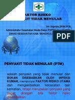 Faktor Risiko Ptm.ppt 1