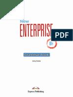 Newenterprise b1 Grammarbook