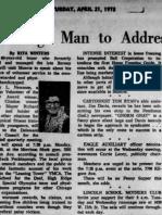Jim Davis Pendleton Times Strips (Quinton Reviews)